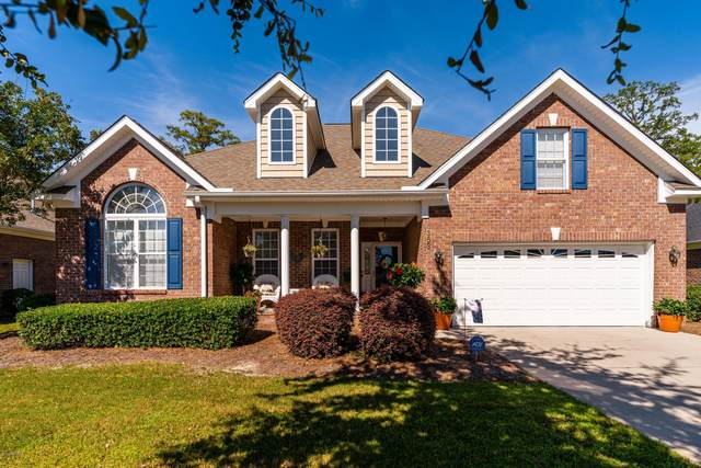 353 Windchime Drive, Wilmington, NC 28412 (MLS #100230585) :: RE/MAX Elite Realty Group