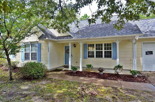 1403 Faulkenberry Road, Wilmington, NC 28409 (MLS #100230668) :: RE/MAX Essential