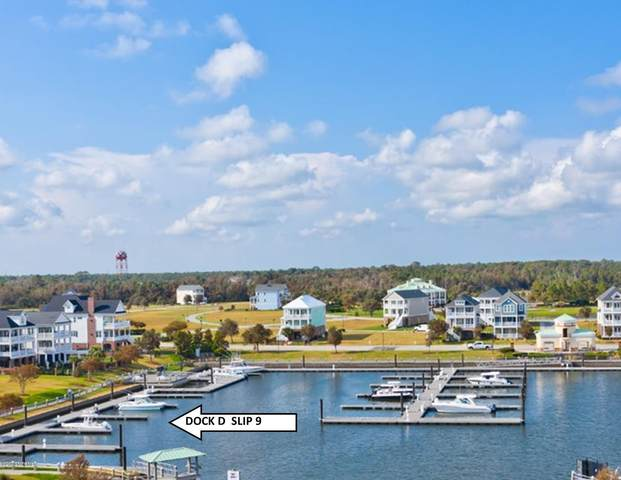 Bt Slip 9c Dock D Cannonsgate, Newport, NC 28570 (MLS #100230672) :: The Chris Luther Team