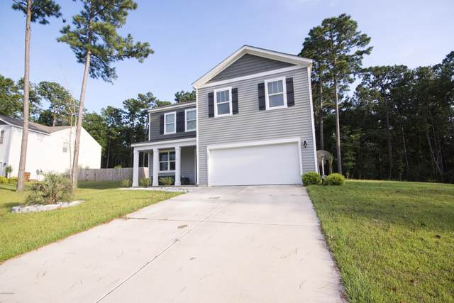 109 Old Dock Landing Road, Sneads Ferry, NC 28460 (MLS #100230720) :: Castro Real Estate Team