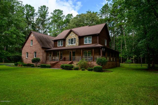 3390 Brices Creek Road, Pollocksville, NC 28573 (MLS #100230724) :: Frost Real Estate Team