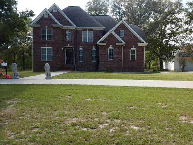 2115 Kirby Road SW, Supply, NC 28462 (MLS #100230865) :: CENTURY 21 Sweyer & Associates