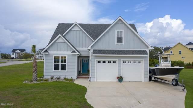 1400 Fathom Way, Morehead City, NC 28557 (MLS #100230929) :: Barefoot-Chandler & Associates LLC