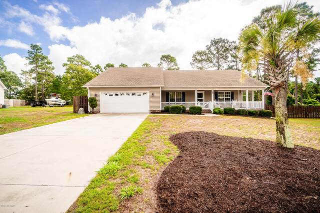 500 Quailwood Court, Cape Carteret, NC 28584 (MLS #100231227) :: The Bob Williams Team