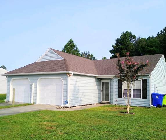 127 Kobe Drive, Havelock, NC 28532 (MLS #100231331) :: The Oceanaire Realty