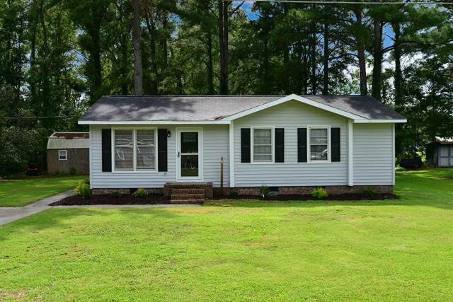 1840 Pinelog Lane, Greenville, NC 27834 (MLS #100231482) :: RE/MAX Elite Realty Group