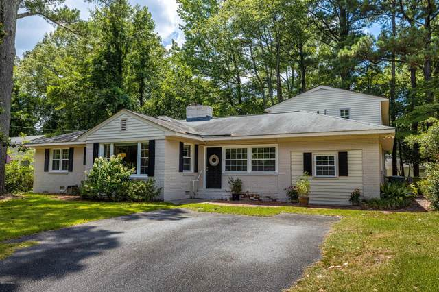 1115 S Overlook Drive, Greenville, NC 27858 (MLS #100231580) :: The Keith Beatty Team