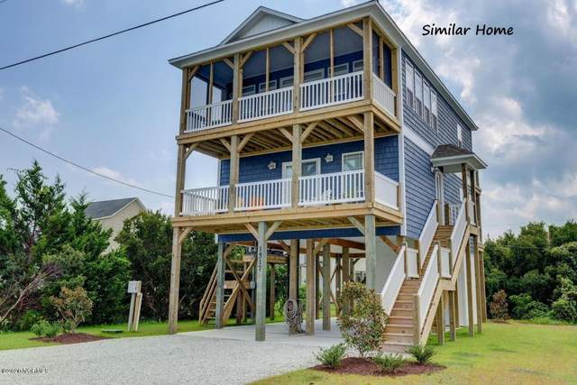 3141 Island Drive, North Topsail Beach, NC 28460 (MLS #100231838) :: RE/MAX Essential