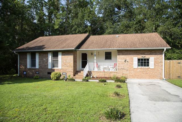 605 Hunting Ridge Road, Wilmington, NC 28412 (MLS #100231979) :: Castro Real Estate Team