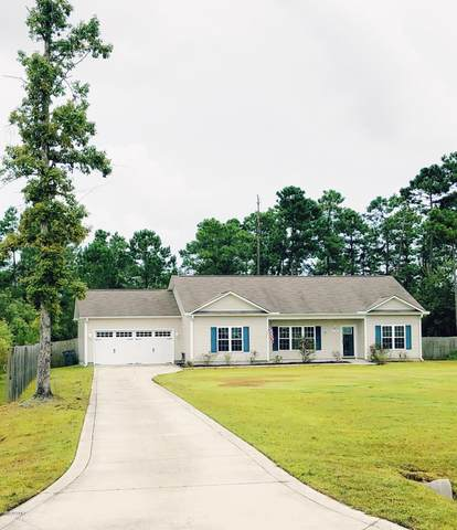112 Lilac Lane, Richlands, NC 28574 (MLS #100232461) :: Berkshire Hathaway HomeServices Hometown, REALTORS®