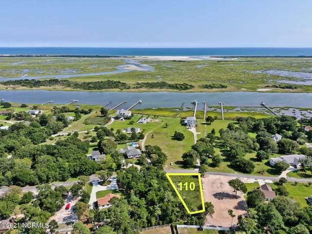 110 Harbour Drive, Hubert, NC 28539 (MLS #100232464) :: Berkshire Hathaway HomeServices Prime Properties