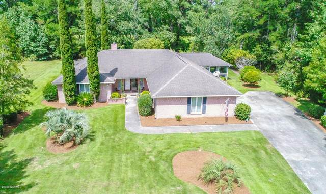 40 Fairway Drive, Shallotte, NC 28470 (MLS #100232484) :: David Cummings Real Estate Team