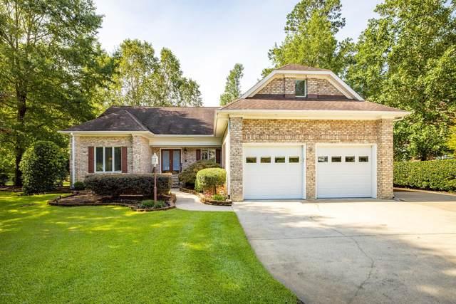 101 Tred Avon Court, Chocowinity, NC 27817 (MLS #100232665) :: Berkshire Hathaway HomeServices Hometown, REALTORS®