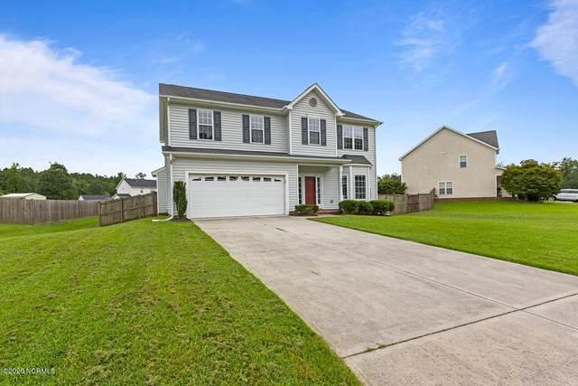 308 Exmoor Drive, Jacksonville, NC 28540 (MLS #100233189) :: The Keith Beatty Team