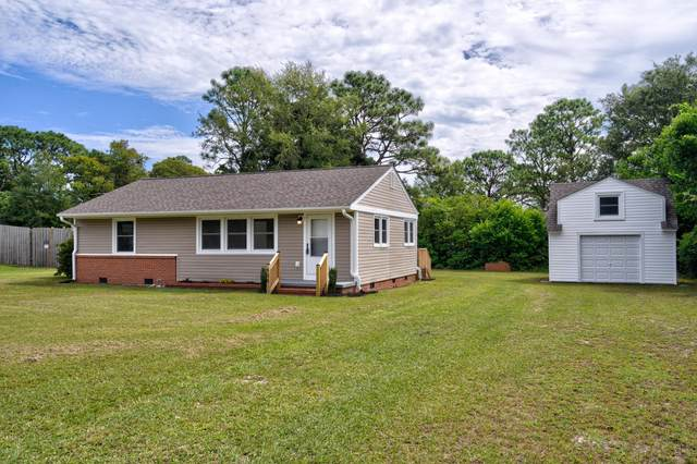 608 Francis Marion Drive, Wilmington, NC 28412 (MLS #100233312) :: Stancill Realty Group