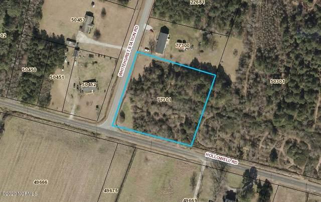 0 Whitehurst Station Road, Robersonville, NC 27871 (MLS #100233521) :: CENTURY 21 Sweyer & Associates