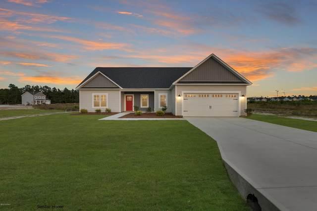 441 Elgin Road, Hubert, NC 28539 (MLS #100233523) :: Thirty 4 North Properties Group