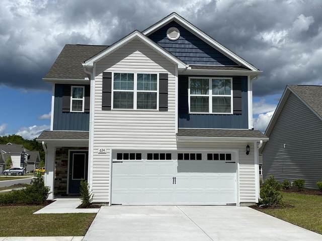 634 Aurora Place, Hampstead, NC 28443 (MLS #100233717) :: Carolina Elite Properties LHR