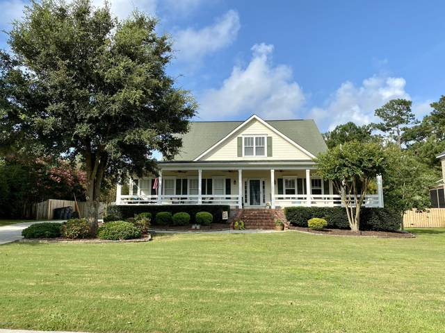 7913 Bonaventure Drive, Wilmington, NC 28411 (MLS #100233910) :: David Cummings Real Estate Team