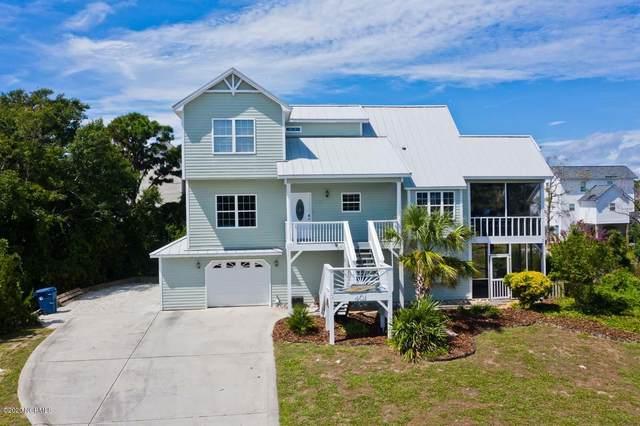 401 W Landing Drive, Emerald Isle, NC 28594 (MLS #100234091) :: The Tingen Team- Berkshire Hathaway HomeServices Prime Properties