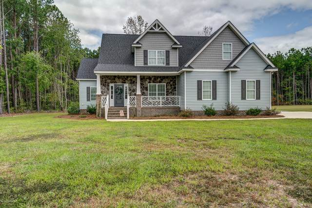 7026 Bitterroot Road, Rocky Mount, NC 27803 (MLS #100234121) :: Stancill Realty Group