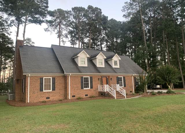 4259 Pinewood Drive, Ayden, NC 28513 (MLS #100234588) :: Stancill Realty Group