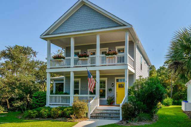 402 Cades Trail, Southport, NC 28461 (MLS #100234599) :: The Bob Williams Team