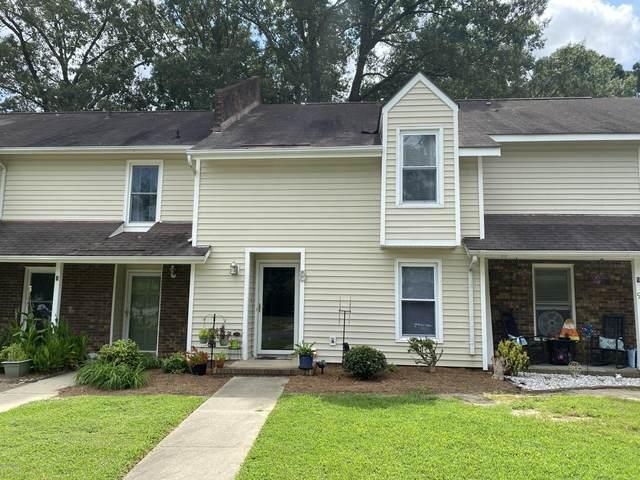 2501 Saint Christopher Circle SW #8, Wilson, NC 27893 (MLS #100234609) :: Carolina Elite Properties LHR