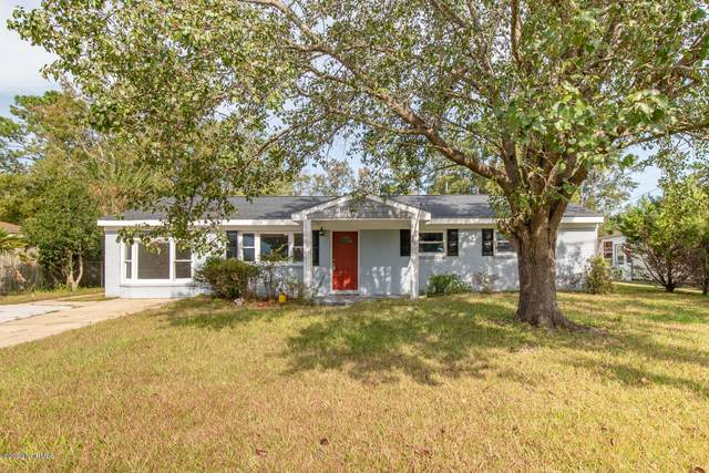 212 Ramsey Drive, Jacksonville, NC 28540 (MLS #100234752) :: RE/MAX Essential
