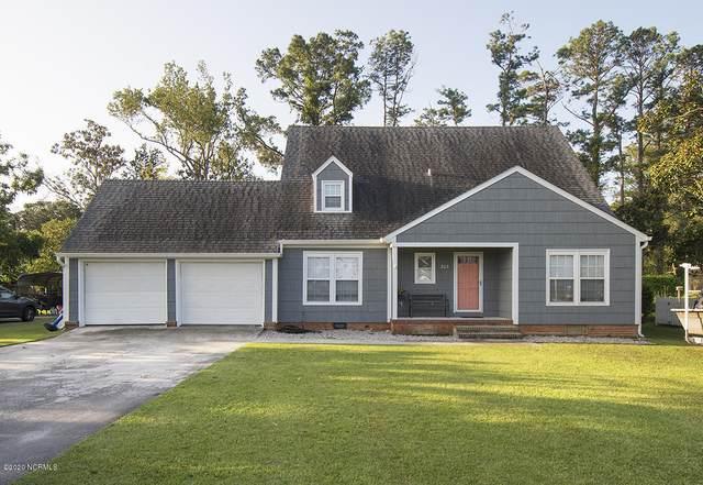 205 Vine Street, Beaufort, NC 28516 (MLS #100235054) :: The Tingen Team- Berkshire Hathaway HomeServices Prime Properties
