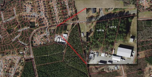 Tbd Lot B Carver Road, Rocky Point, NC 28457 (MLS #100235071) :: Vance Young and Associates