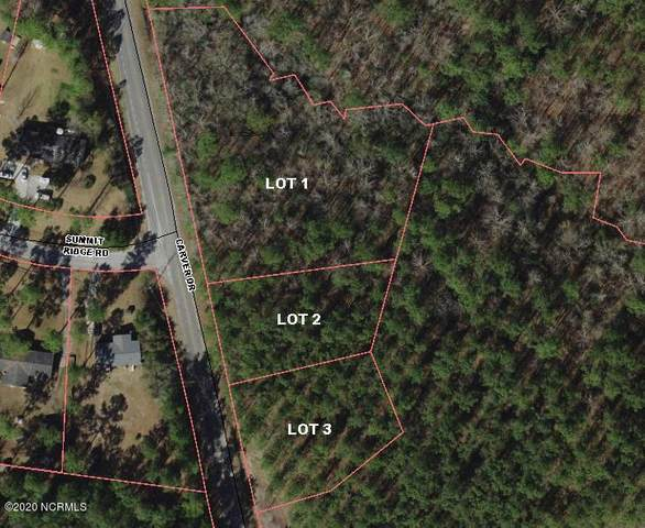 Tbd Lot 3 Carver Drive, Rocky Point, NC 28457 (MLS #100235074) :: Vance Young and Associates