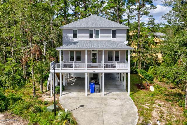 1017 Saltspray Lane, Wilmington, NC 28409 (MLS #100235124) :: Carolina Elite Properties LHR