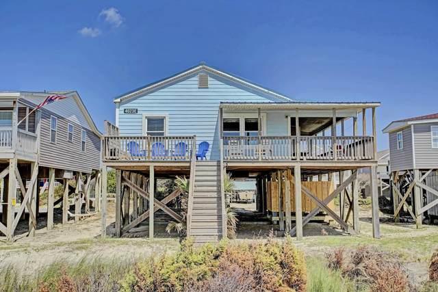 4023 E Beach Drive, Oak Island, NC 28465 (MLS #100235140) :: CENTURY 21 Sweyer & Associates