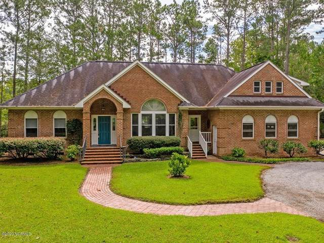 330 Headwaters Drive, Oriental, NC 28571 (MLS #100235156) :: Berkshire Hathaway HomeServices Hometown, REALTORS®