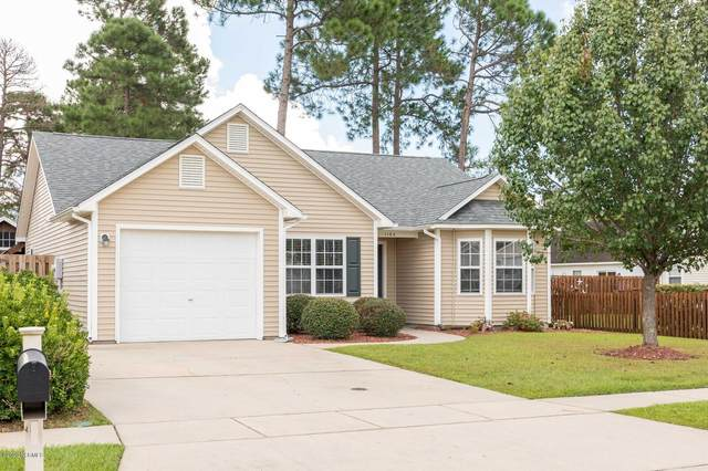 1164 Amber Pines Drive, Leland, NC 28451 (MLS #100235877) :: Lynda Haraway Group Real Estate