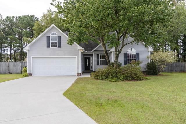 6416 Ehler Court, Wilmington, NC 28409 (MLS #100235904) :: The Tingen Team- Berkshire Hathaway HomeServices Prime Properties