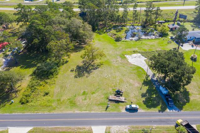 246 Old Highway 58, Cedar Point, NC 28584 (MLS #100235940) :: Castro Real Estate Team