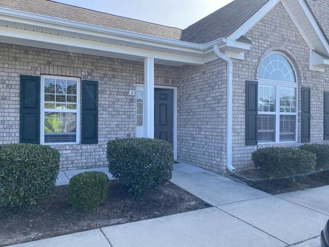4979 Kona Court #2, Southport, NC 28461 (MLS #100236118) :: Vance Young and Associates