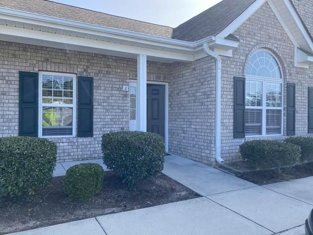 4979 Kona Court #2, Southport, NC 28461 (MLS #100236118) :: Berkshire Hathaway HomeServices Hometown, REALTORS®