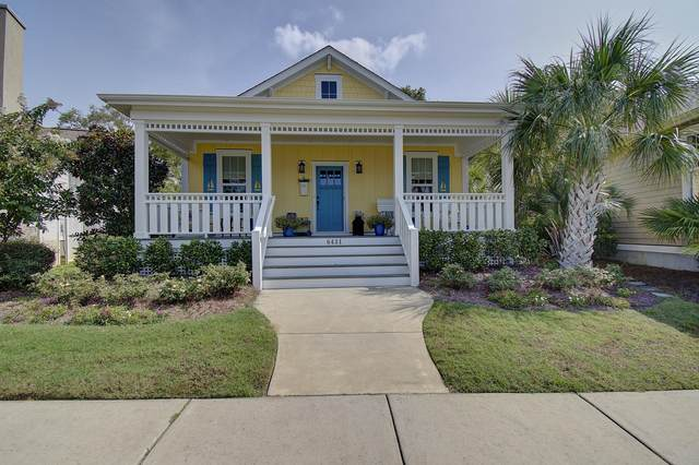6431 Figure Eight Drive SW, Ocean Isle Beach, NC 28469 (MLS #100236162) :: Stancill Realty Group