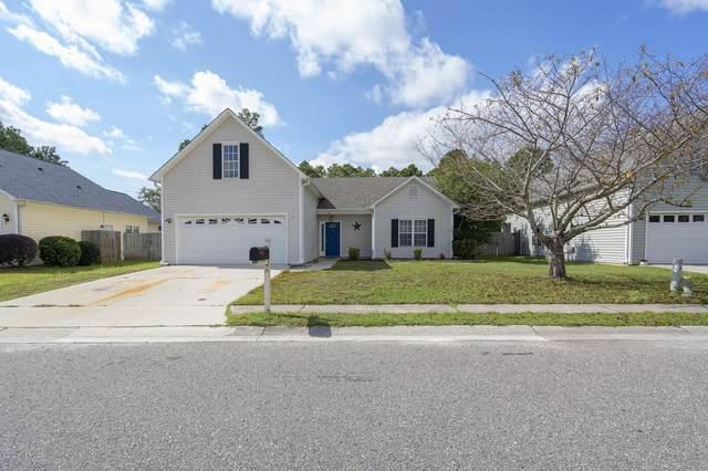 6712 Dorrington Drive, Wilmington, NC 28412 (MLS #100236431) :: Thirty 4 North Properties Group