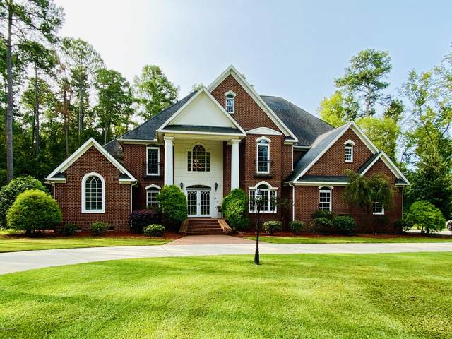 13841 Appomattox Circle, Laurinburg, NC 28352 (MLS #100236443) :: David Cummings Real Estate Team