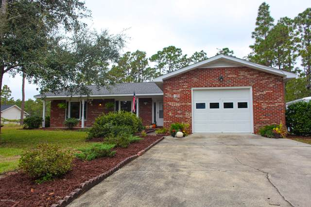 811 Sanders Road, Southport, NC 28461 (MLS #100236559) :: Stancill Realty Group