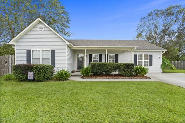 7301 Wolfhound Court, Wilmington, NC 28411 (MLS #100236907) :: Berkshire Hathaway HomeServices Hometown, REALTORS®