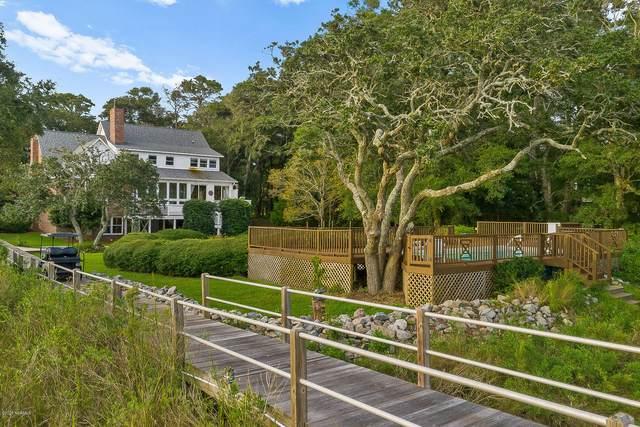 715 Shoreline Drive W, Sunset Beach, NC 28468 (MLS #100236935) :: Lynda Haraway Group Real Estate