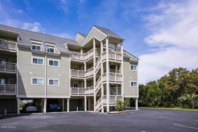 1000 Caswell Beach Road #1609, Caswell Beach, NC 28465 (MLS #100237055) :: The Keith Beatty Team