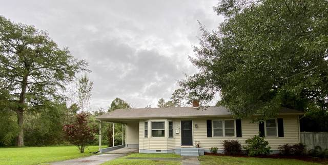 209 S Shore Drive, Jacksonville, NC 28540 (MLS #100237136) :: The Oceanaire Realty