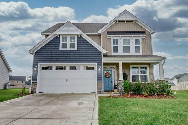 1537 Eastbourne Drive, Wilmington, NC 28411 (MLS #100237163) :: The Keith Beatty Team