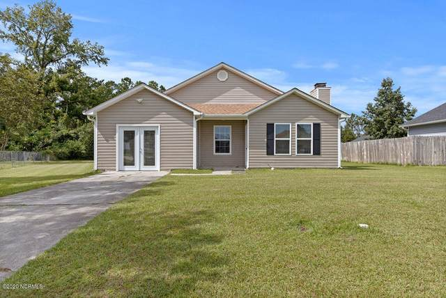 1308 Navarro Loop, Jacksonville, NC 28540 (MLS #100237278) :: RE/MAX Essential